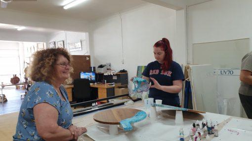 Pearl Bay Resin Workshops