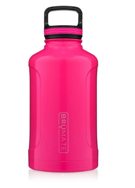 Growl'r 1.9L- Neon Pink