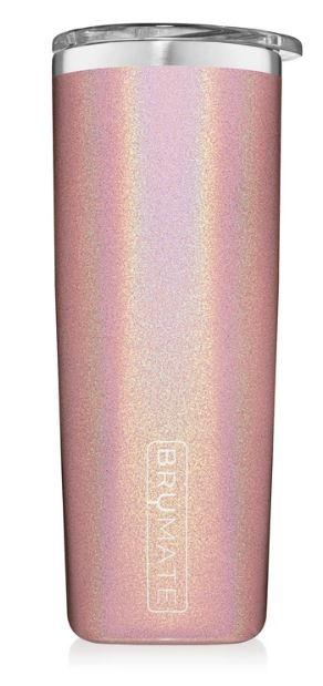 Highball Glitter Blush