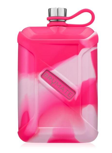 Liquor Canteen Pink Swirl