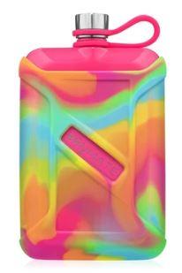 Liquor Canteen Tie-Dye Swirl (Neon Pink)