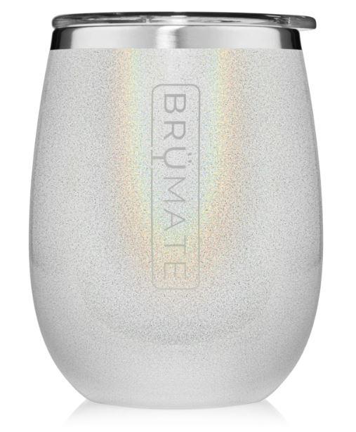 Uncork'd Glitter White