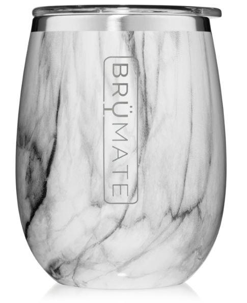Uncorked Carrara Mug useful for keeping drinks cool