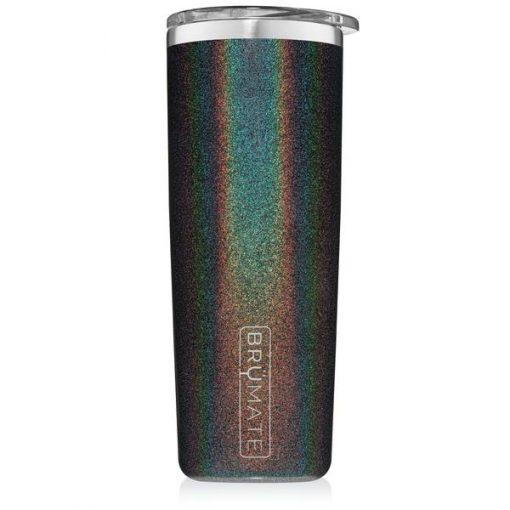 Highball Glitter Charcoal