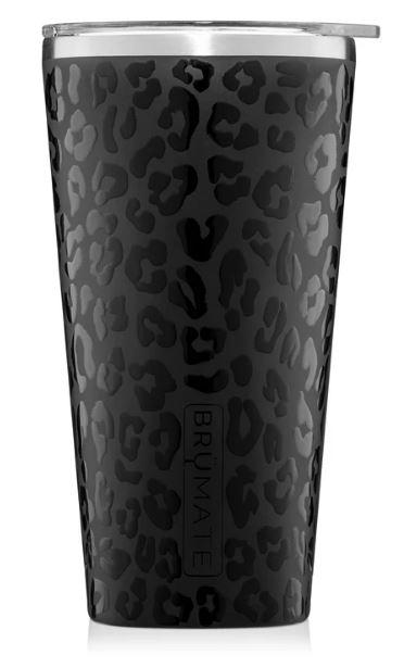 Pint Onyx Leopard