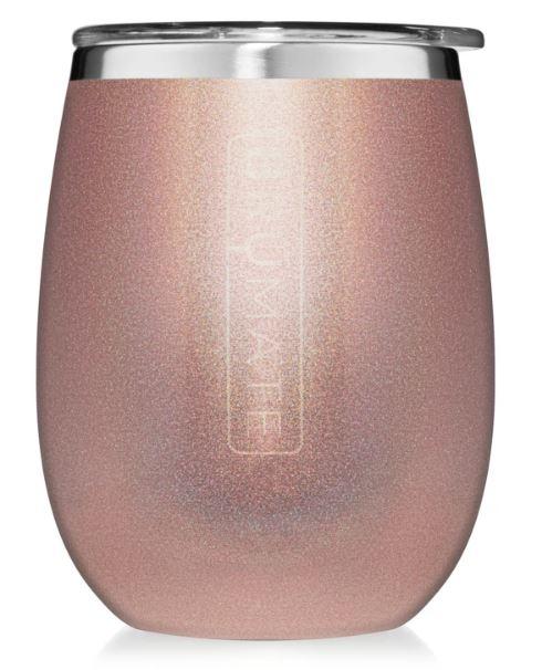 Uncork'd Glitter Rose Gold