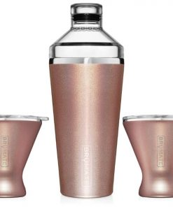 Margtini Set Glitter Rose Gold