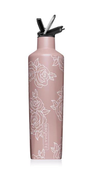 Hydration Bottle- Rose