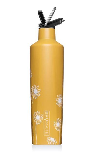 Hydration Bottle- Sun Daisy